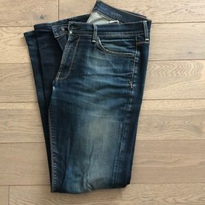 7 For All Mankind Slimmy jeans size 33